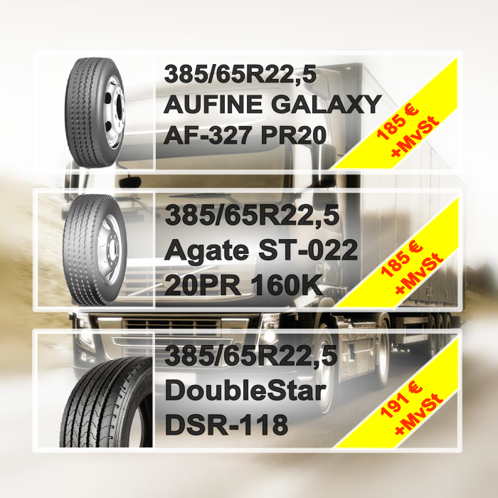 LKW Reifen Angebot!