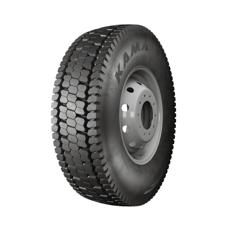215/75R17,5 Kama NR-201 all steel 126/124M TL made in Russia LKW - Buse