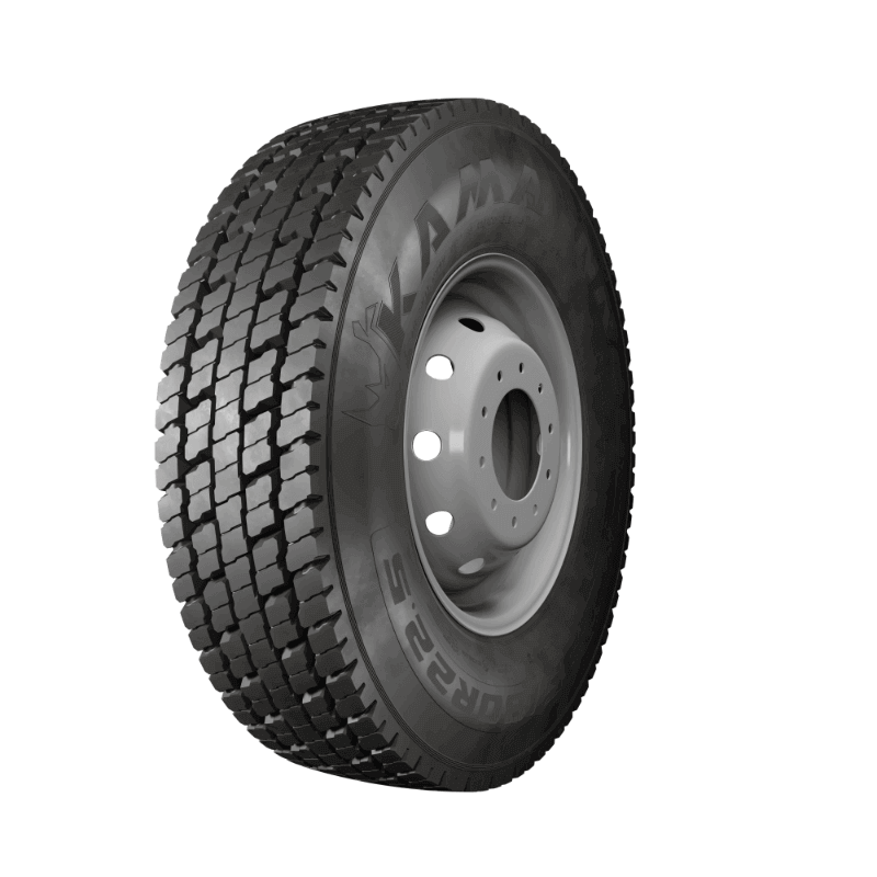 225/75R17,5 Kama NR-202 129/127 M drive made in Russia LKW - Buse